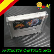 Funda Caja protectora de cartuchos SuperNintendo (Snes) - Box Protector Snes