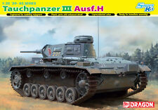 1/35 Dragon Pz.Kpfw.III (T) Ausf.H Tauchpanzer #6775