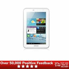 "Samsung Galaxy Tab in White 3MP Camera 7"" Colour PLS LCD Touchscreen"