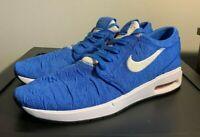 NEW Nike SB Air Max Janoski 2 Pacific Blue AQ7477 403 Men's Size 10.5 Women's 9