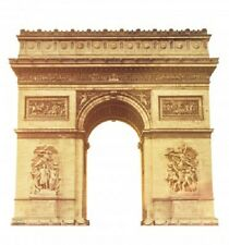 PARIS ARC DE TRIOMPHE STANDEE * paris theme party decorations * standups *