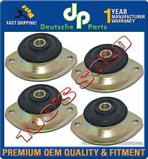 PORSCHE 911 930 ENGINE MOTOR + TRANSMISSION MOUNTS CLUB SPORT 91137504307 SET 4