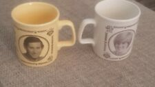 Pair of Cups/Mugs The Marriage of Prince of Wales and Lady Diana Spencer Wednesd