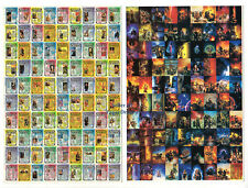 Luis Royo 1 - Series 1 - Rare Mini-Press Sheet