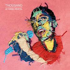 """Thousand """"Le Tunnel Végétal"""" CD (digipack, sealed copy)"""
