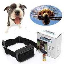 Collar Perro Antiladridos Correa Control Sonido Anti ladridos Adiestramiento NEW
