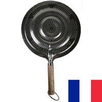 Bague à Mijoter Diffuseur de Chaleur Anneau de Mijotage 21 cm Mijoteur