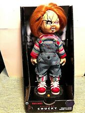 Gemmy   Bride of Chucky  Animated Talking&Moving Doll  Activated Collector