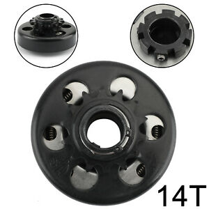 13HP Go Kart Centrifugal Clutch 1inch Bore 14T 14 Tooth For 40 41 420 Chain CY