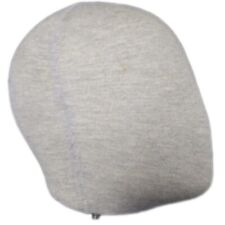 Mn-407Head Grey Male Fabric Egg Head Attachment for Mannequins/Dress Forms