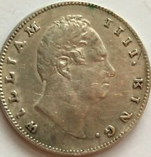1835 One Indian Rupee Very Nice Condition