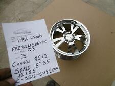 Xtra Wheels Alloy Wheel 8,5x19'' ET35 5x120 Alufelge Chrom Cassini 8519 NEU