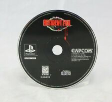 Resident Evil 1 PS1 Disc Only Tested Working
