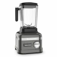 KitchenAid Pro Line Series Blender Thermal Control Jar Medallion Silver KSB8270