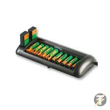 12 canales ni-cd/ni-MH Batería Cargador AA, AAA-se adapta a los tamaños, PP3 MW8998UK (1)