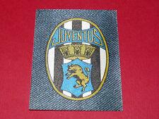 PANINI FOOTBALL 1978 ECUSSON JEAN JUVENTUS TURIN ITALIE ITALIA CALCIO JUVE