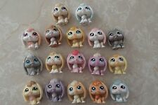 Littlest Pet Shop RARE Floppy Lop Ear Baby Easter Bunny Bunnies HUGE LOT