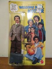 1976 Mattel -WELCOME BACK KOTTER - Mr. Kotter action figure Doll-unopened N.I.P.