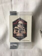 Star Wars GM Cereal Exclusive Stormtrooper Interactive Tattoo, New