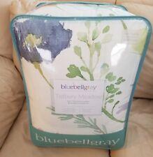 3 Piece Bluebellgray Tetbury Meadow Floral TWIN XL Comforter & 2 Sham Set Floral