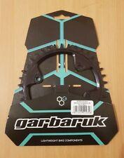 Garabuk Narrow Wide MTB Chainring 38T, 4 Bolt 96 BCD, Shimano M6000/7000/8000...