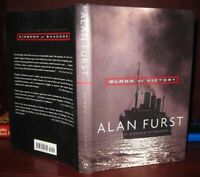 Furst, Alan BLOOD OF VICTORY  1st Edition 1st Printing