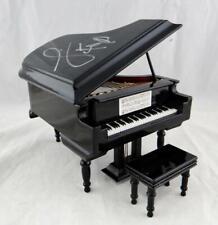 Jamie Foxx Autographed Ray Mini Piano - JSA W Auth *Silver