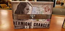 New - Harry Potter Hermione Granger The Noble Collection Film Artefact Box