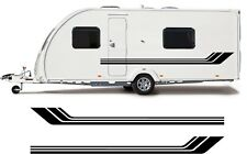 Camper/Caravan Grafica in Vinile Kit Decalcomanie Adesivi Strisce #41XXL