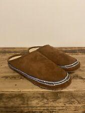 Pendleton Slippers Brown Slip On Mens Size 10 New