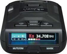 Uniden R3 Extreme Voice Alert Long Range Radar and Laser Detector - Matte Black