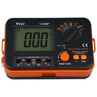 VICI VC60B Resistor Instrument Testeur d'isolement numerique Megger megohm  O3I4