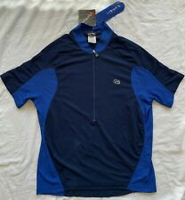 Netti Men's Short Sleeve Cycling Jersey - Size Medium - New!!