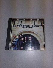 LANCASTER COUNTY PRISON Music CD Free Shipping