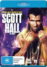 Wwe: Living on a Razor's Edge - Scott Hall Story [Blu-ray]