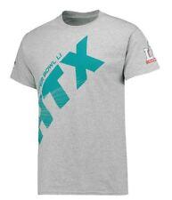 Football Americano NFL Super Bowl 51 patrioti VS FALCHI T shirt Grigio XL