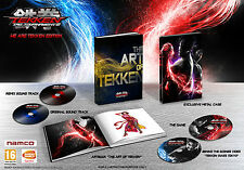 Tekken Tag Tournament 2 - We Are Tekken Limited Edition - Xbox 360 Collector's