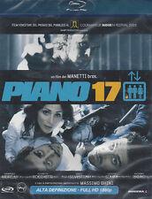 Blu-ray **PIANO 17** nuovo sigillato 2006