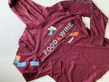 2020 Disney Parks Epcot Food & Wine Passholder Hoodie Remy Adult Xxl 2Xl