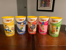 The Simpsons - Set of 5 Movie Squishee Cups from 7-Eleven