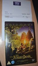 JUNGLE BOOK DISNEY DVD - New & Sealed BOUGHT FROM SKY WATCHED DOWNLOAD