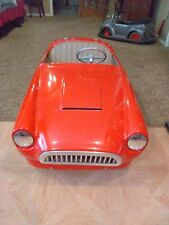 Restored Late 50's Ferrari 250 amusement car ride gto , circus midway bimbo,