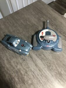 Disney Pixar Cars 2 GeoTrax FINN MCMISSILE Remote Control Read Description
