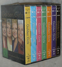 The Golden Girls Complete - Season 1-7 (1,2,3,4,5,6,7)  DVD Box Set NEW & SEALED