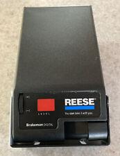 Reese Digital Brakeman #74643 Brake Controller New In Original Opened Packaging
