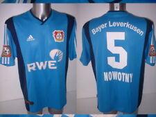 Bayer Leverkusen Nowotny Adidas Shirt Adult XL Jersey Trikot Football Soccer 00