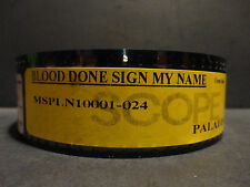 Blood Done Sign My Name  35mm Movie Trailer  collectible cell SCOPE 2min 30sec