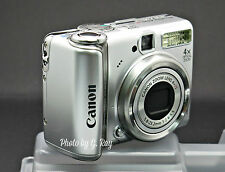 CANON PowerShot A570 IS Mechanically Reconditioned Digital Camera-Viewfinder
