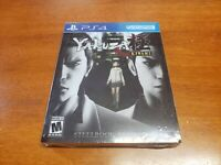 Yakuza Kiwami: SteelBook Edition (Sony PlayStation 4, 2017) PS4 BRAND NEW SEALED