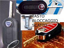 TASTO BLOCCAGGIO SCATTO CHIAVE LANCIA DELTA Y FIAT 500 G. PUNTO EVO ALFA MITO